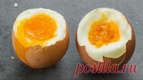 Невероятно, я всю жизнь готовила яйца неправильно! Вот как всегда идеально готовить яйца