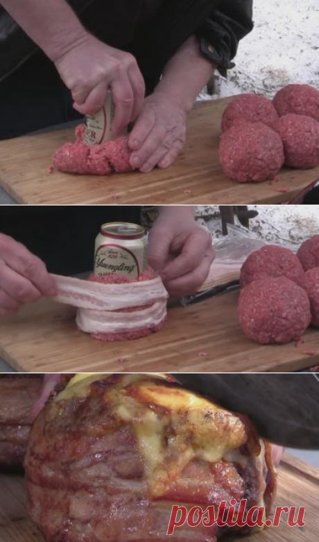Абсолютно новый рецепт аппетитных мясных рулетов. Отличная идея для гриля!