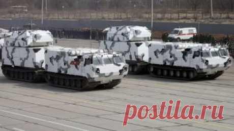Первые ЗРК Тор-М2ДТ официально приняты на вооружение армии России - Mail Hi-Tech