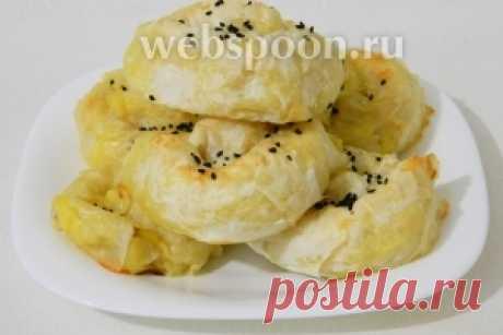 Турецкие пирожки с картошкой рецепт с фото, как приготовить на Webspoon.ru