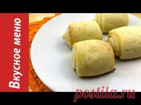 Творожное печенье | Кулинария