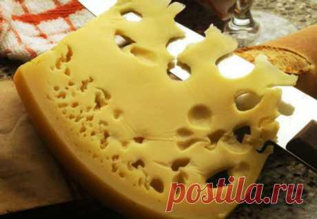 Делаем настоящий сыр из творога . Милая Я