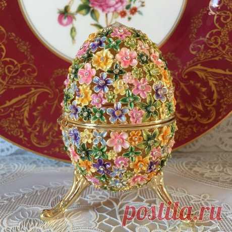 Яйца Фаберже...)