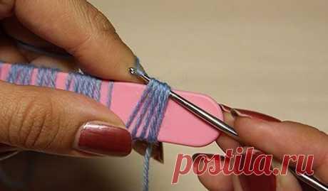 Брумстик — оригинальная техника вязания, пришедшая из Перу. Красивые изделия при помощи палочки для мороженого — Мир интересного