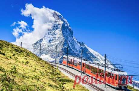 Туристы и местные жители рассказали об особенностях жизни в Швейцарии