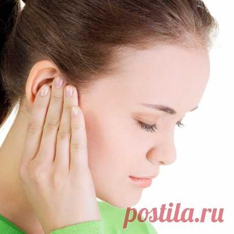 Шум в ушах причины и лечение