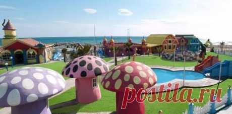 Сказка на берегу моря-отель Cesars Temple 5* | Pro Отель | Яндекс Дзен