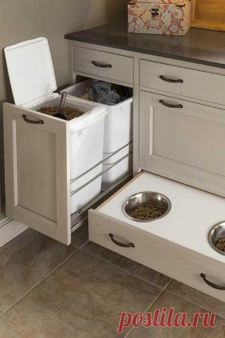 Гениальные идеи для хранения в кухонных ящиках - Postel-Deluxe.ru