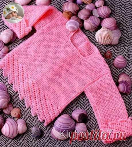 El pulóver rosado