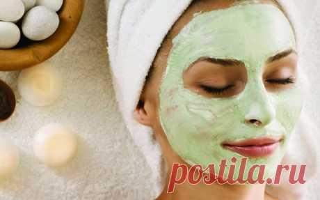 Самые простые рецепты освежающих масок для лица — Мегаздоров