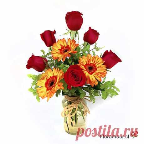 bellos cestos con flores - Buscar con Google