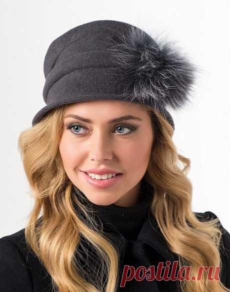 Модные вязаные зимние шапки 2016-2017. Идеи вдохновения
