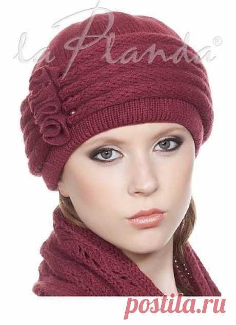 Модные женские шапочки