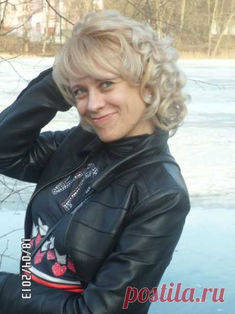 Лена Красильникова