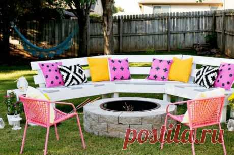 20 examples of self-made garden furniture from a tree which will become magnificent decoration of the house adjoining territory | the Darling I Examples of self-made garden furniture from a tree which will become magnificent decoration of the house adjoining territory. Tree furniture will become ideal ornament not only for the house, but also for a site. By itself before to equip the homestead territory, it is worth getting acquainted with concrete examples of how everything can be organized. We look and remember....