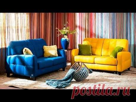 💗 Гостиная комната - красивая и современная. Дизайн интерьера идеи.