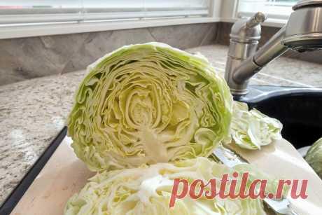 Рецепты из молодой капусты. Супы, салаты, котлеты, запеканки.
