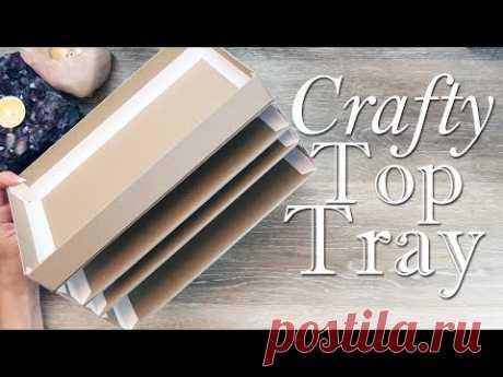 Crafty Top Tray