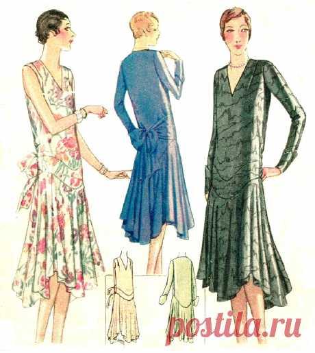 Женские ретро-платья