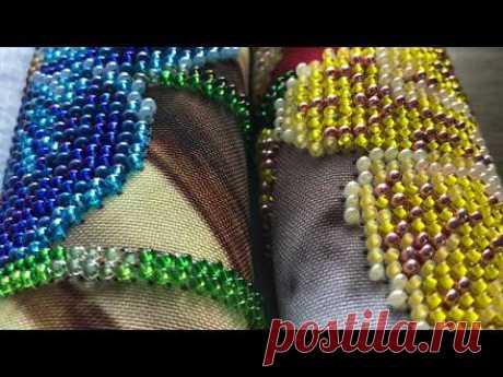 Вышивка бисером. Цветочная Фантазия 2 и 3. Готовые работы