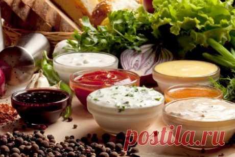Помада - 10 рецептом соусов для макарон