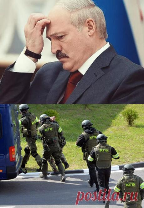 В Белоруссии накануне выборов задержали граждан США