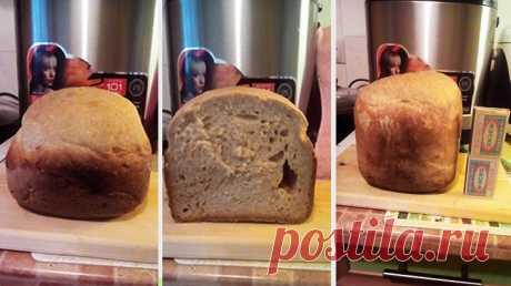 Дарницкий хлеб в хлебопечке Редмонд: рецепт с фото