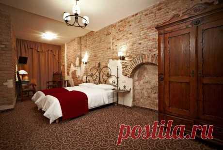 Стильный бутик-отель Hotel Justus 4* в старом городе Риги