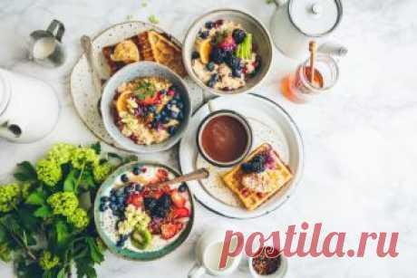 Правильный Завтрак: Что Можно И Нельзя Есть Утром  - Inspire Dot Вы будете удивлены, но большинство всеми любимых продуктов совершенно нельзя ес...