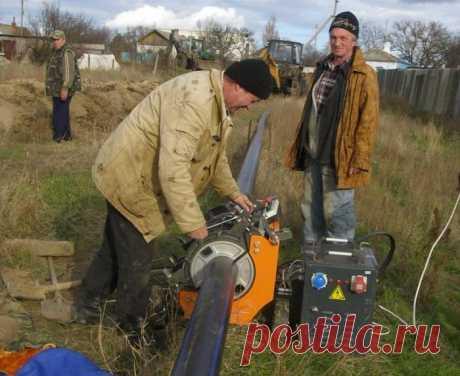 В Крыму пенсионерам оценили подключение к водоснабжению в 100 тысяч рублей: nordstrim — LiveJournal