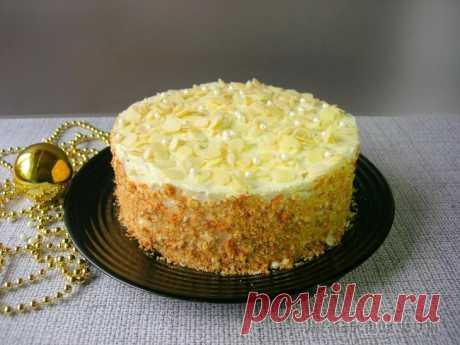 Торт «Пломбир» со вкусом мороженого Ни какой праздничный стол не обходится без праздничного торта. Я сегодня хочу познакомить вас с тортом «Пломбир». Это торт со вкусом мороженого, один из моих любимых тортов. Он очень нежный, полностью...