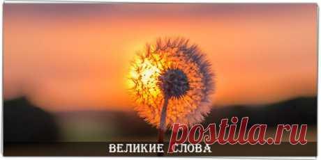 Крупинки мудрости...  Павел Иванович Хорошко...