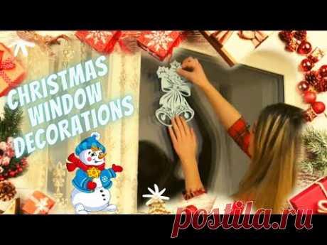 """Ссылка на шаблон: https://www.pinterest.ru/pin/50369953... Дорогие друзья!Приветствую вас на своем канале  Creative DIY Projects! В этом видео я хочу поделиться с Вами своей новогодней поделкой - вытынанкой под названием """"Новогодний колокольчик""""! По ссылке, которую я указала выше, вы можете скачать шаблон вытынанки, распечатать его и вырезать, как я показала в видео. Вытынанка - это интересный способ украшения окон к новому году."""