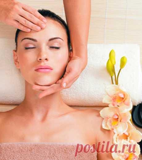Наш подход к вашей красоте методом массажа для лица