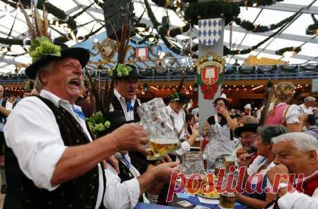Продажи пива в Германии продолжают сокращаться | В мире