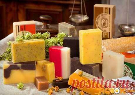 Натуральное мыло: виды, характеристика состава и рецепты приготовления