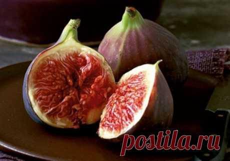 Инжир один из самых щелочных фруктов. Он может предотвратить даже рак! Читай…