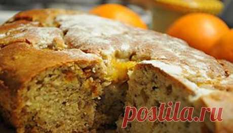 Рецепт пирога с курагой в мультиварке - Пирог в мультиварке . 1001 ЕДА вкусные рецепты с фото!