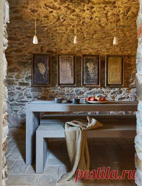 Дом и студия творческой семьи в Испании — HQROOM