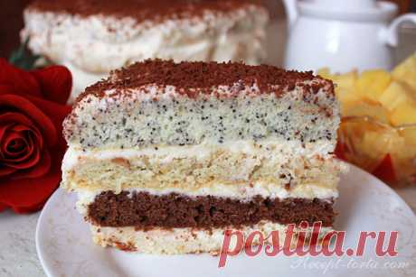 Торт Бедный еврей - рецепт с фото пошагово