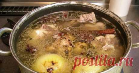 Будто бы обычный суп! Но то, что я узнал об этом блюде, сильно меня удивило!