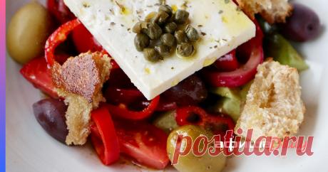 Готовим дома: греческий салат порецепту ресторана Eva «Афиша Daily» продолжает охоту на рецепты легендарных блюд любимых московских ресторанов. Рассказываем, как приготовить греческий салат по рецепту бренд-шефа ресторана Eva Глена Баллиса, ...