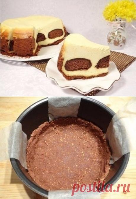 Как приготовить чизкейк творожный - рецепт, ингредиенты и фотографии