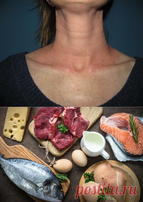Отвисает кожа на шее? Причины и эффективные меры | Здоровье проявляет красоту | Яндекс Дзен