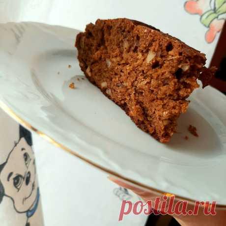 Обалденный, ароматный бананово-морковный кекс | ПироговО | Яндекс Дзен