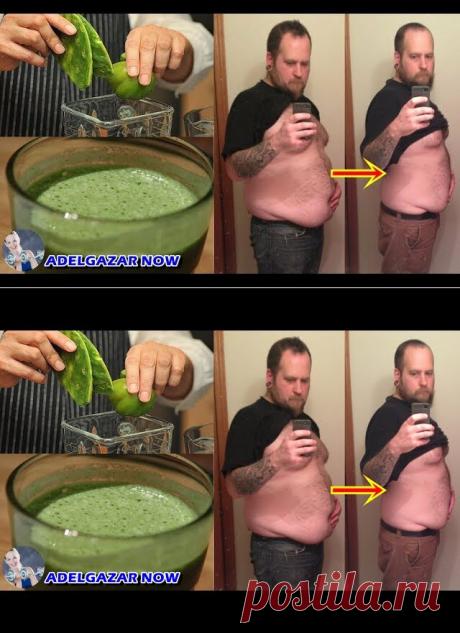Человек сказал НЕТ диабету и потерял 11 кг за 25 дней с этим рецептом - Полезные советы красоты