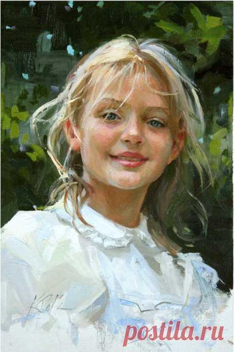 SUNNY, by KAY POLK | JOSEPH DONAGHY ~ ART