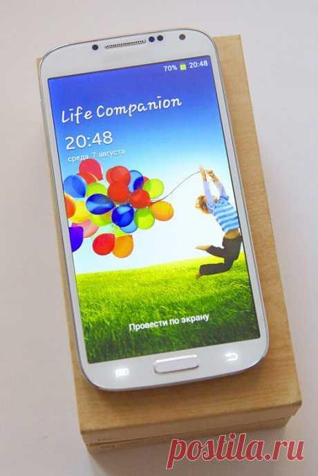 Как не купить подделку вместо Samsung Galaxy S4   Лайфхакер