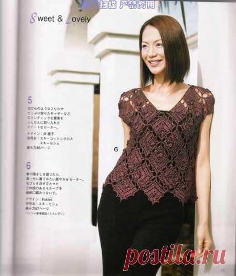 80027_let`s_knit_series Japan #knit_japan_crochet