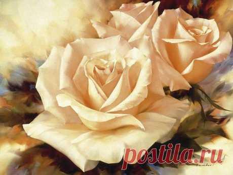 Диалог о любви и розы Игоря Левашова   ОЛИМП(Общество Любителей Искусства Музыки Поэзии)   Группы Мой Мир